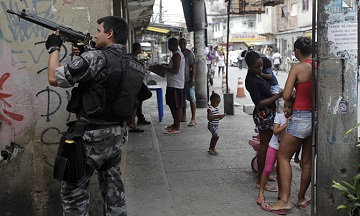 безопасность в Бразилии для туристов