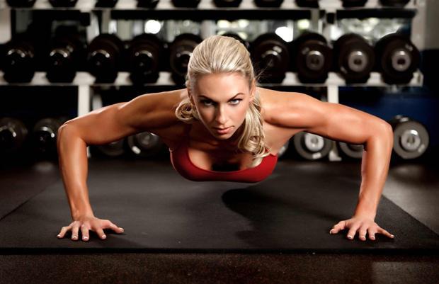 как заниматься спортом девушке