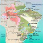 Где находится Бразилия