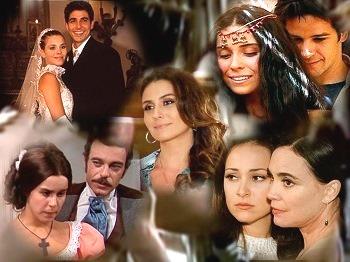 Лучшие бразильские сериалы