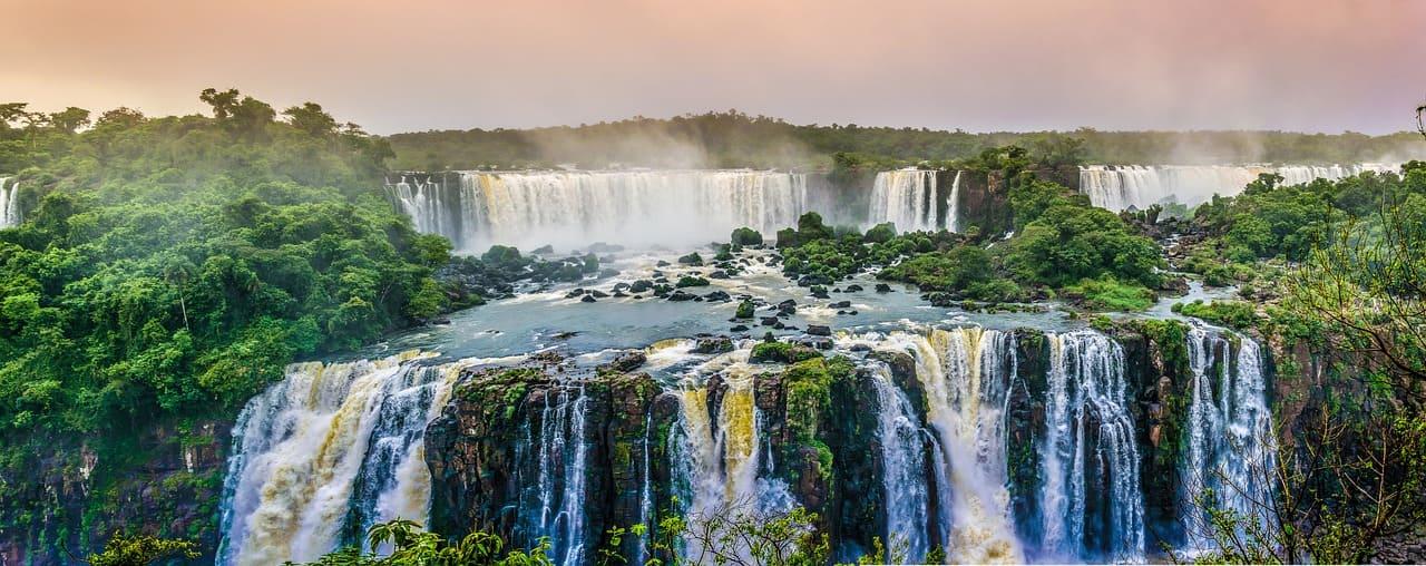 Красивые и интересные места Бразилии