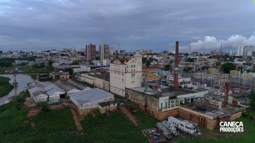 Города Бразилии - Манаус