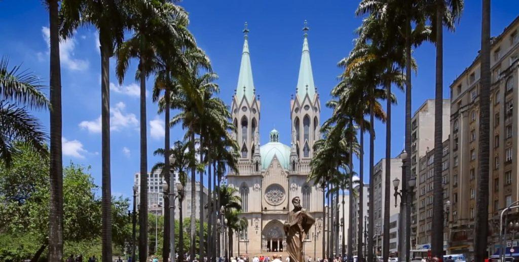 Города Бразилии - Сан Паулу