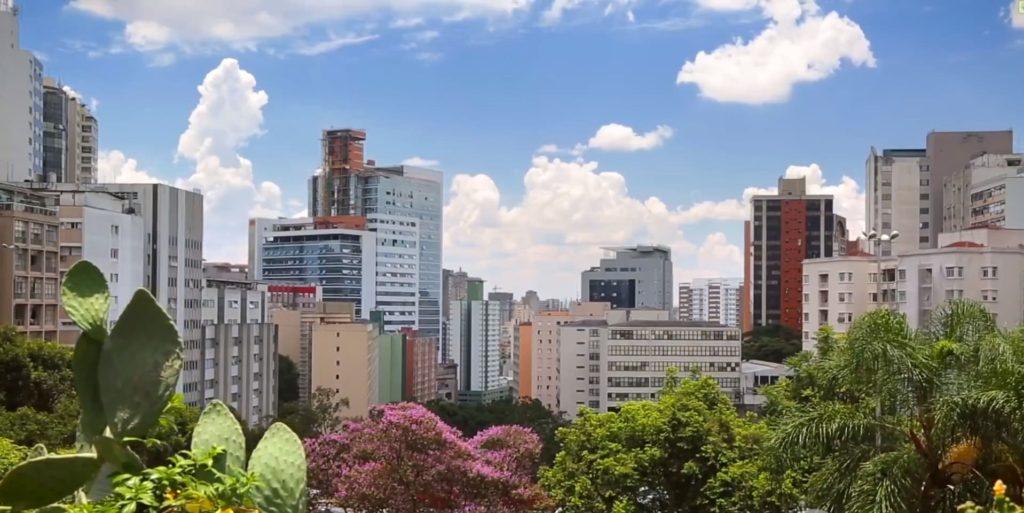 Сан Паулу - город Бразилии