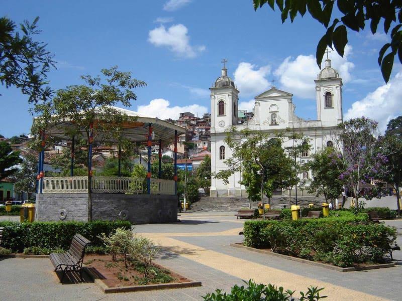 Сан Луис в Бразилии город